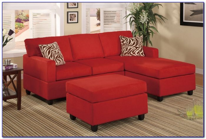 Sectional Couches With Ottomans