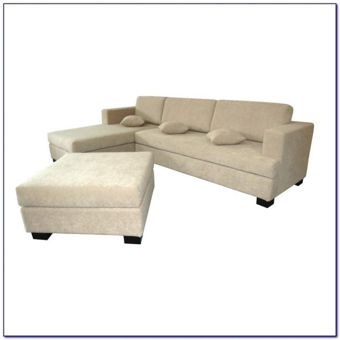 Sectional Sofa With Chaise Lounge Microfiber