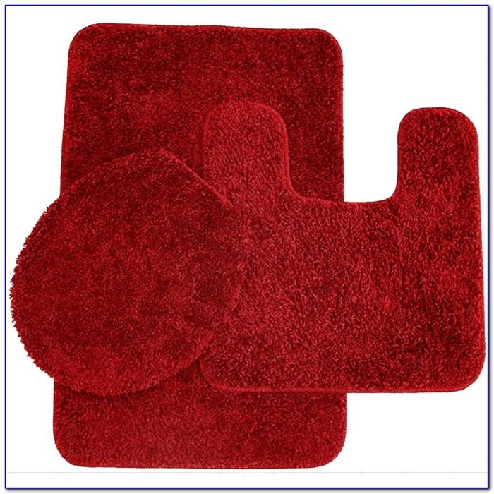 Shag Bath Rugs