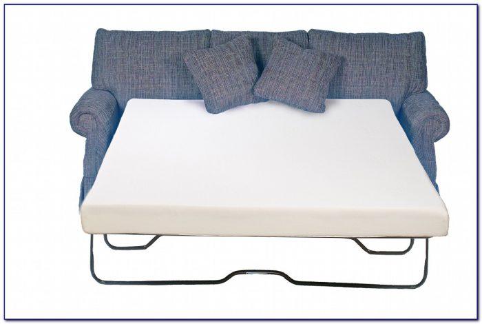 Sleeper Sofa Memory Foam Mattress Twin 35x72