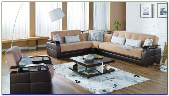 Sleeper Sofa With Air Bed
