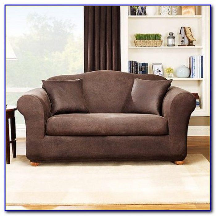 Sure Fit Sofa Slipcover 2 Piece