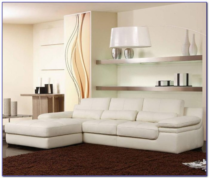 Top Grain Leather Sofa Bed