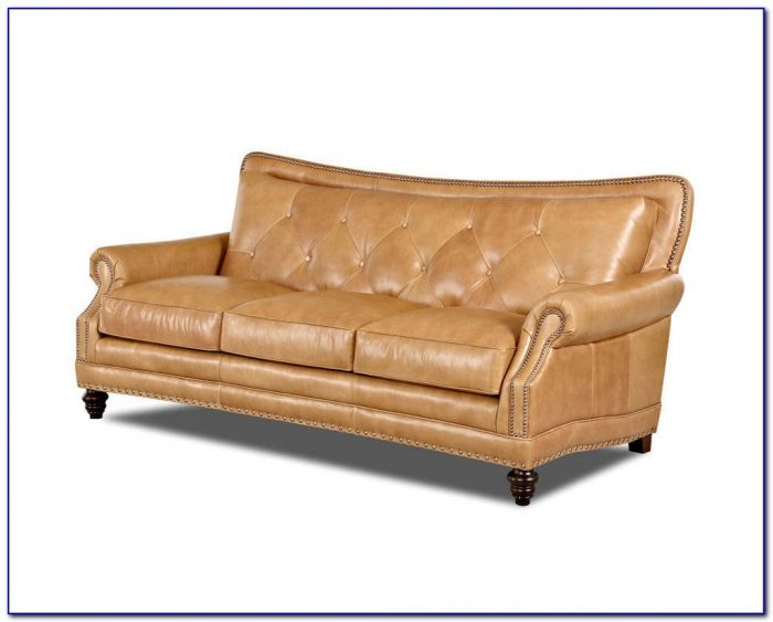 Top Grain Leather Sofa Recliner