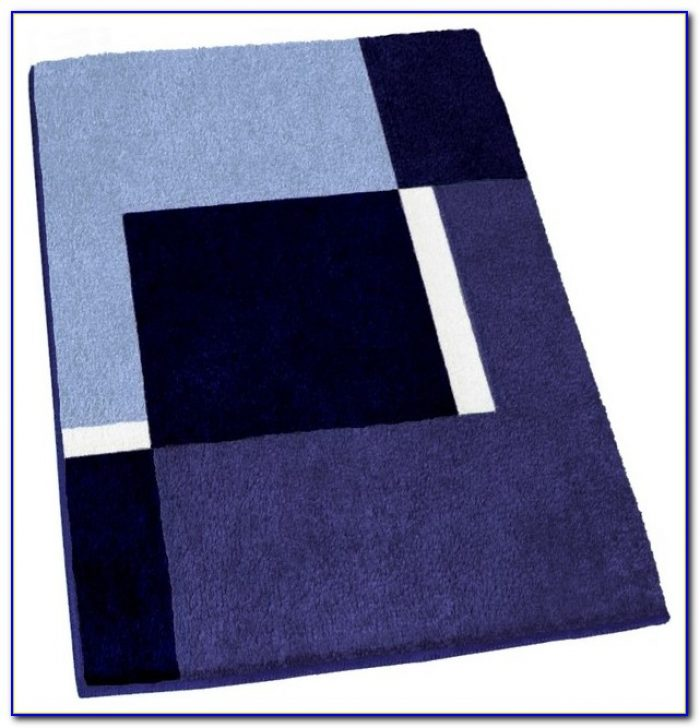 Washable Bathroom Rug Sets