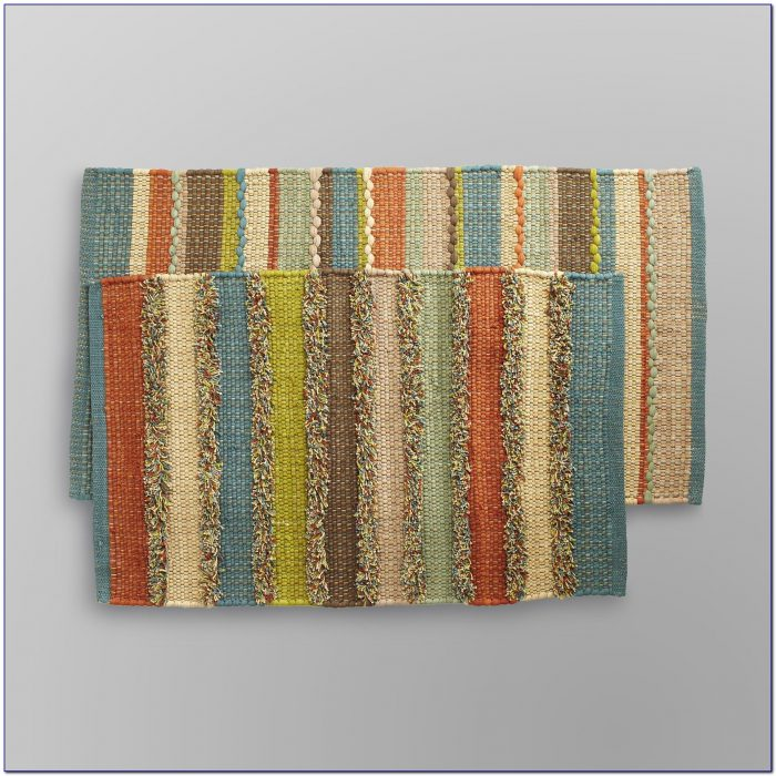 Washable Cotton Rugs For Kitchen