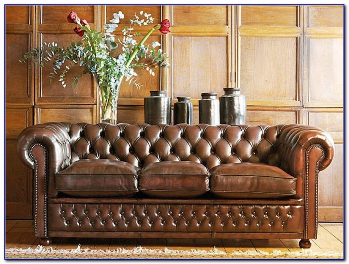 What Is A Chesterfield Sofa