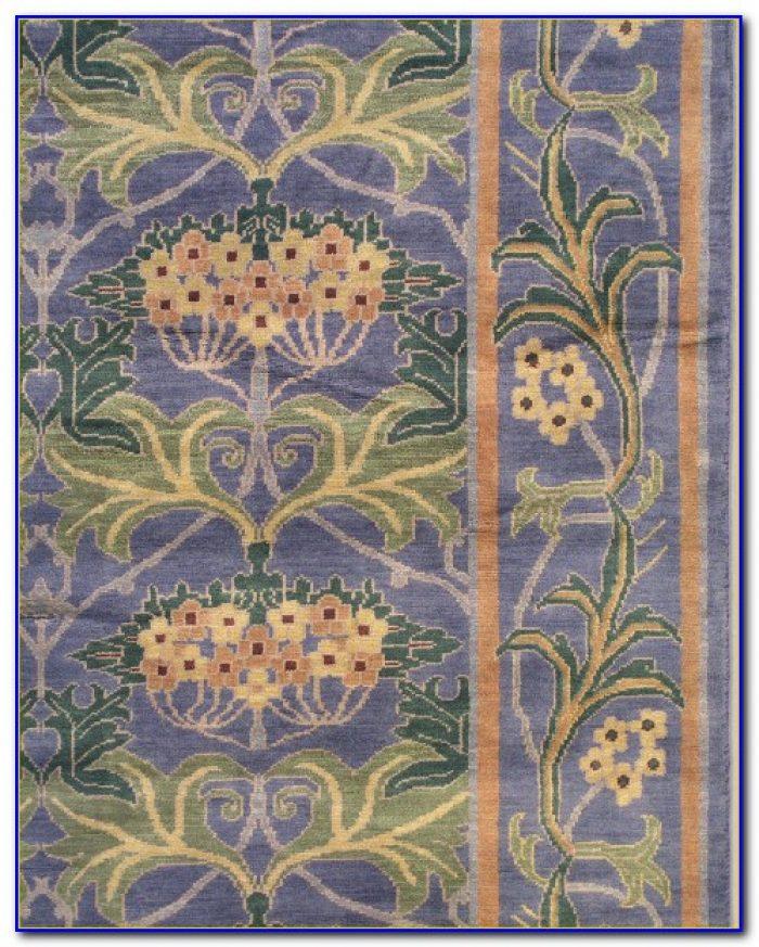 William Morris Rug Kits