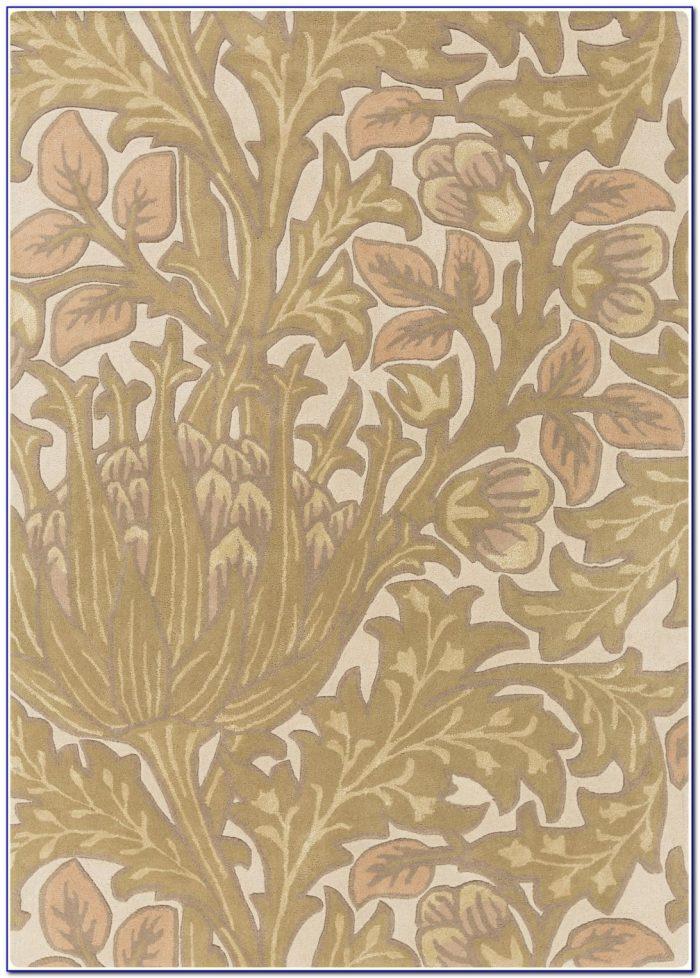 William Morris Rugs And Carpets