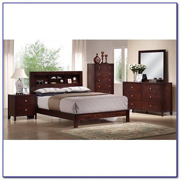 5 Piece Bedroom Set King