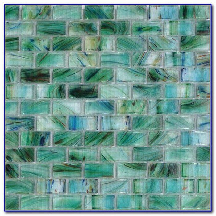 American Olean Glass Tile Sable