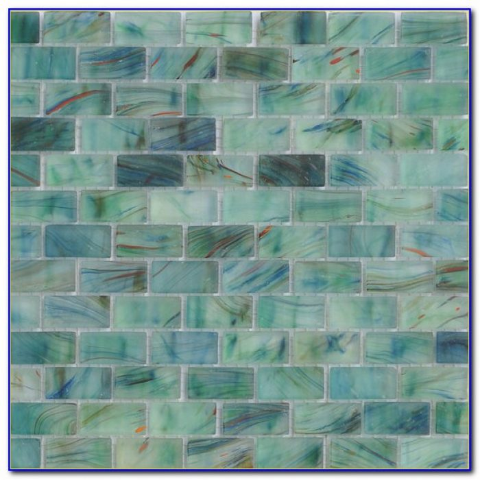 American Olean Glass Tile Sand
