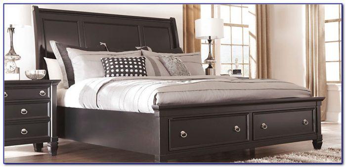 Ashley Furniture Bedroom Sets Black