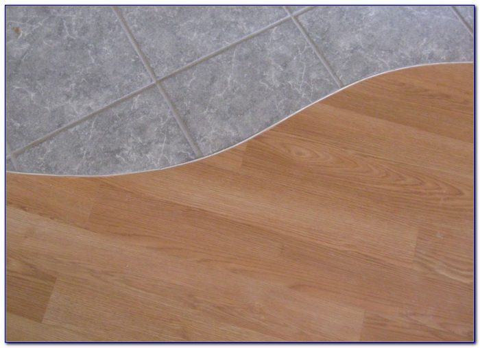 Carpet Transition To Ceramic Tile