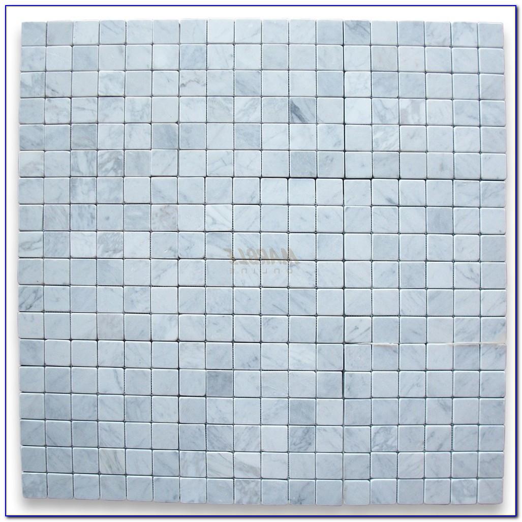 Carrara Marble Mosaic Tiles Melbourne