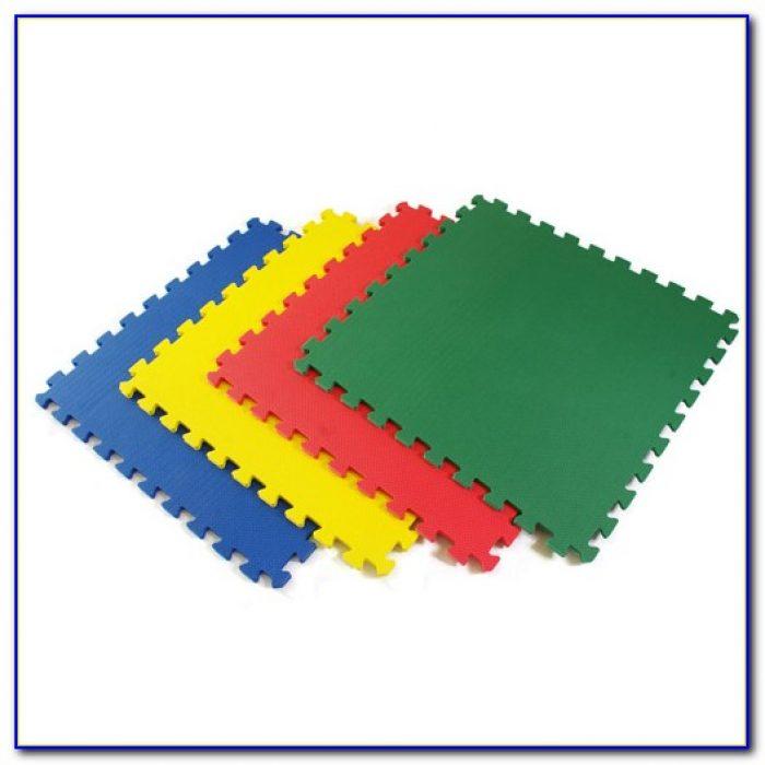 Foam Play Mat Tiles Asda