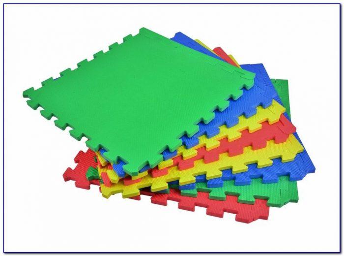 Foam Play Mat Tiles Elc