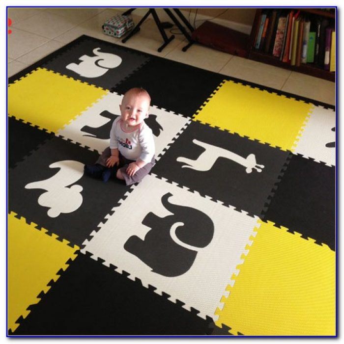 Foam Squares For Babies