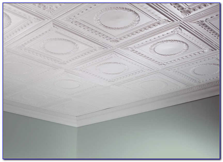 Glue On Acoustical Ceiling Tiles