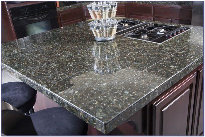 Granite Tiles For Kitchen Countertops