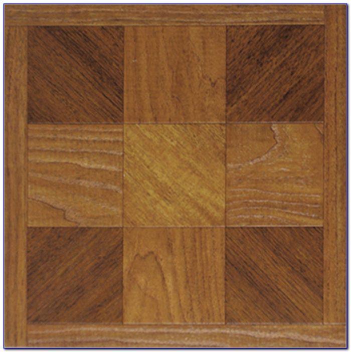 Homebase Vinyl Floor Tiles Self Adhesive