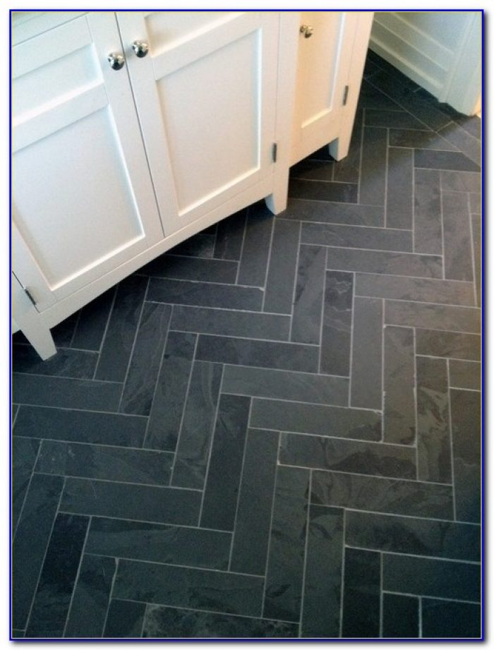 How To Install Herringbone Pattern Floor Tile
