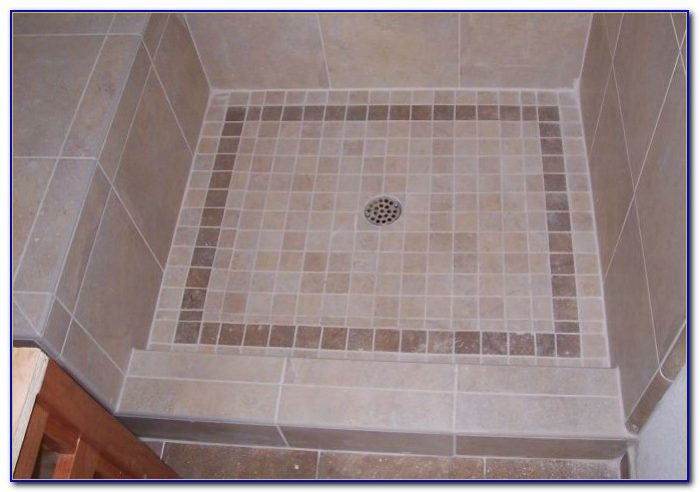Installing Tile In Shower Walls