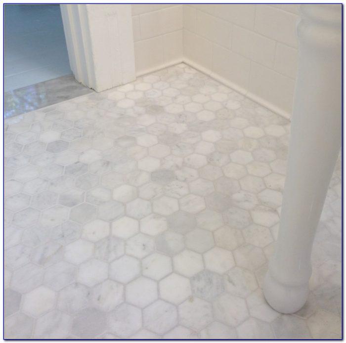 Marble Hexagon Floor Tile Uk
