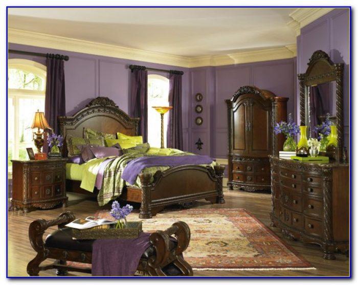 North Shore Bedroom Set Ashley