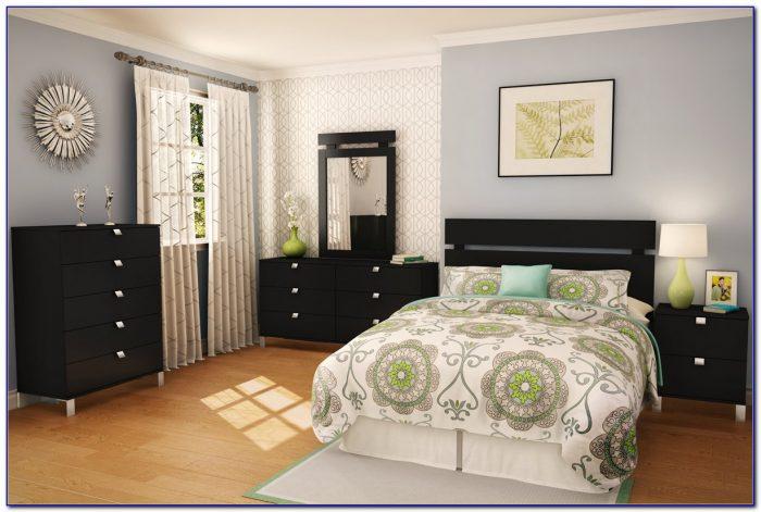 North Shore Bedroom Set Beige
