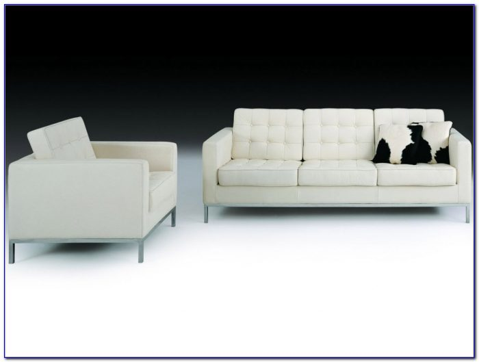 Off White Sofa And Loveseat