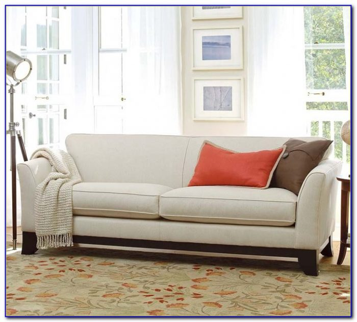 Peachy Pottery Barn Greenwich Sofa Slipcover Sofas Home Design Interior Design Ideas Ghosoteloinfo