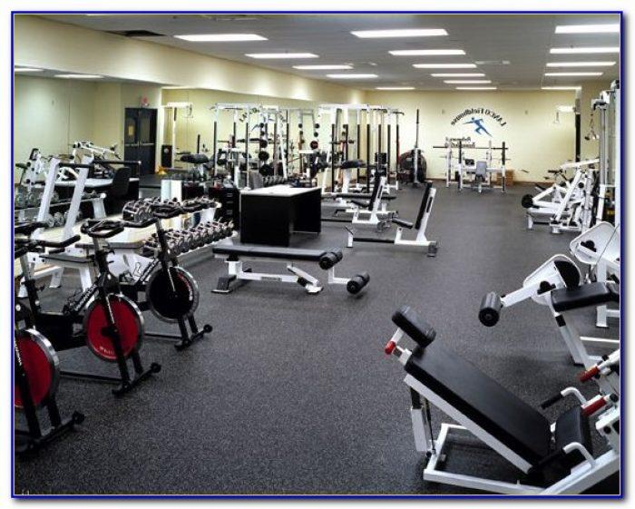 Rubber Gym Floor Tiles Nz
