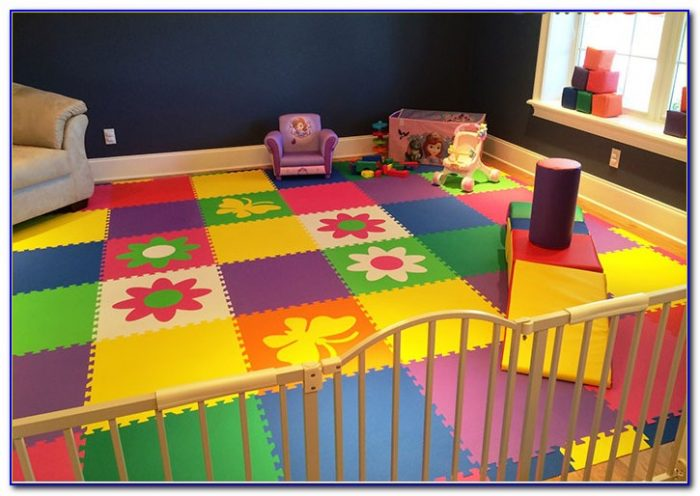 Soft Tiles For Babies