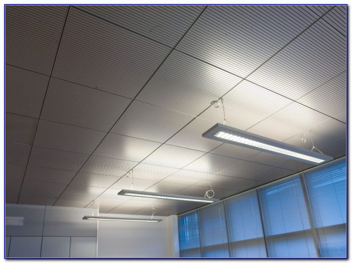 Sound Absorbing Suspended Ceiling Tiles