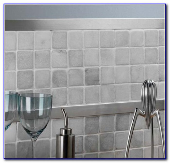 Stainless Steel Tile Trim 10mm