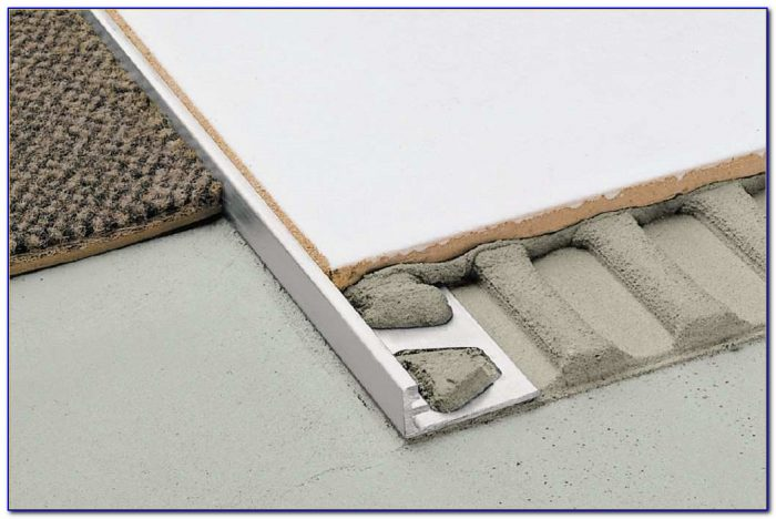Stainless Steel Tile Trim 12mm