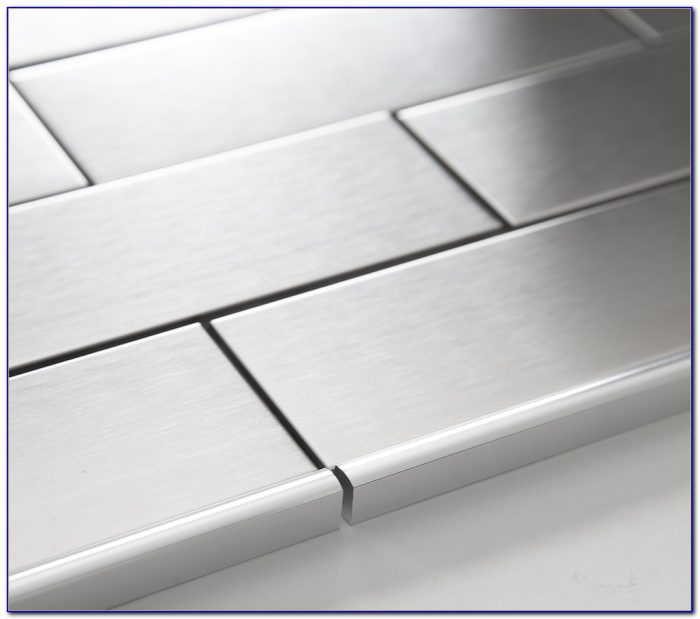 Stainless Steel Tile Trim 8mm