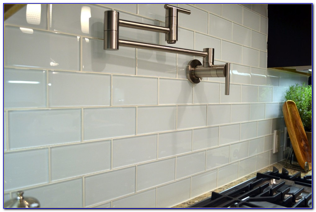 Subway Tile Kitchen Backsplash Images