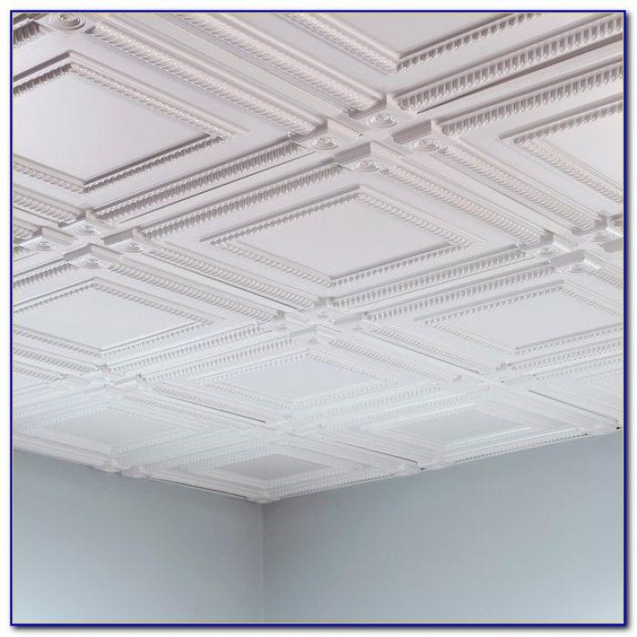 Surface Mount Acoustic Ceiling Tiles