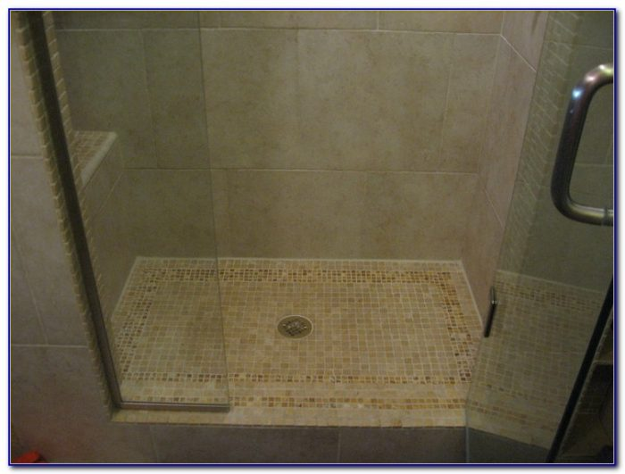 Tile Over Shower Pan Liner