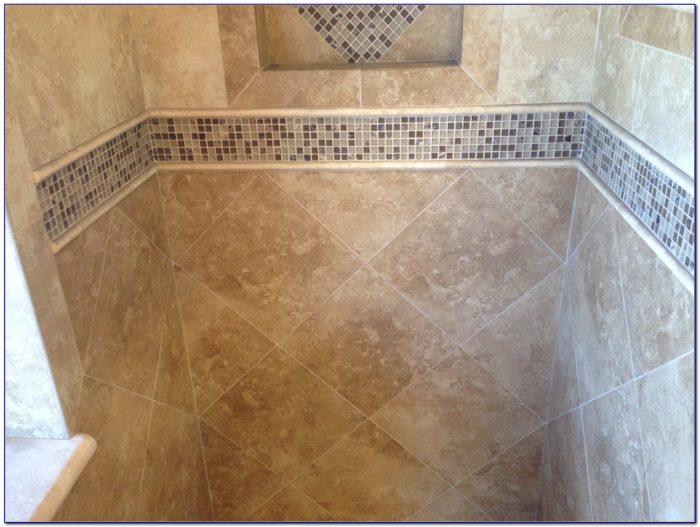 Travertine Look Porcelain Floor Tile