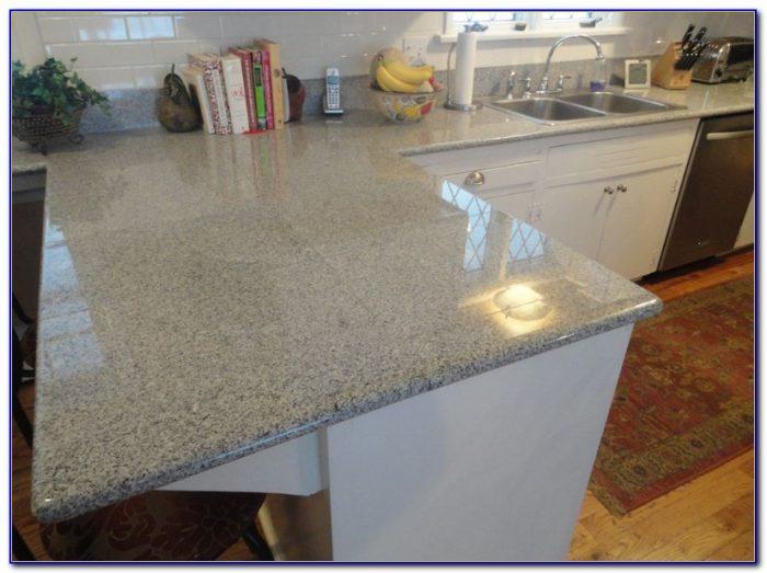 Using Granite Tiles For Countertops