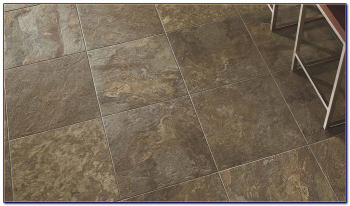 Vinyl Tile With Grout Menards