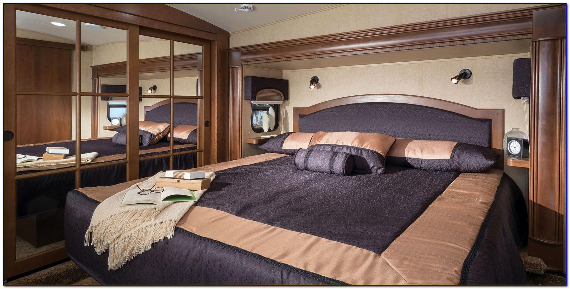 2 Bedroom 5th Wheel Camper