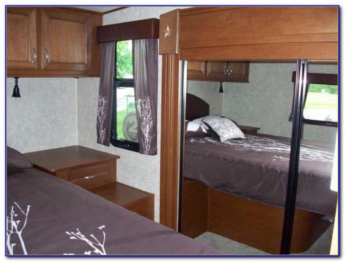 2 Bedroom 5th Wheel Floor Plans