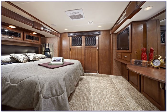 3 Bedroom Fifth Wheel Travel Trailer
