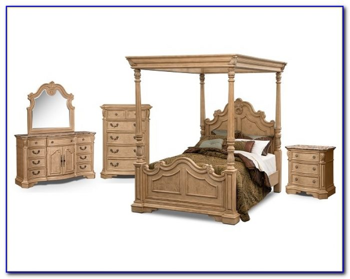 American Signature Marilyn Bedroom Set