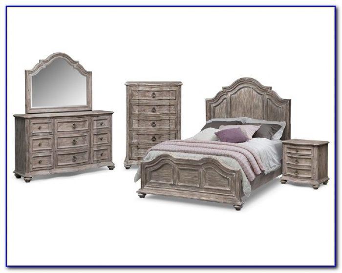 American Signature Urban Living Bedroom Furniture