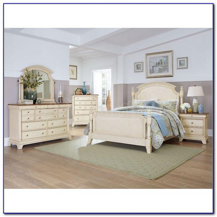 Antique White Bedroom Furniture Ebay